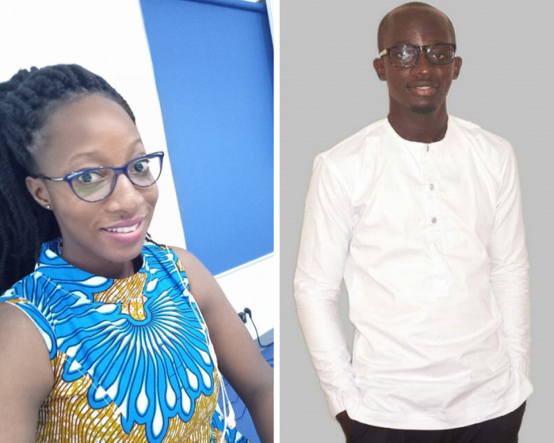 Two Ghanaian students will learn from world's best eye care professionals