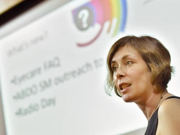 Who's Who at the IOA: Antonia Chitty