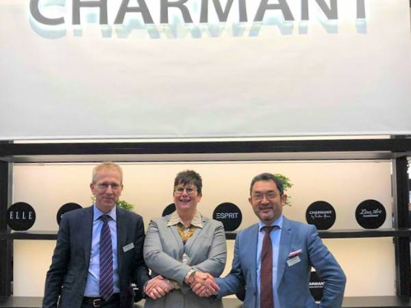 The IOA welcomes Charmant as a new partner