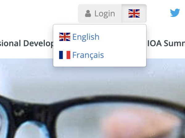 IOA announces new French language version of website