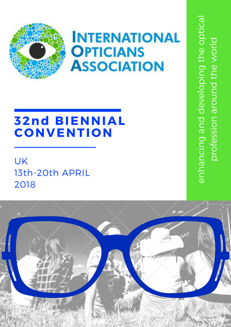 Save the Date for the 32nd Biennial Convention