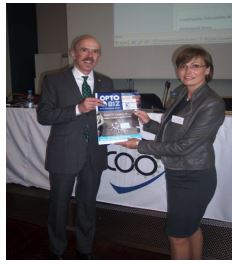 Outstanding Opticians: Liliana Stankova founding member and trustee of the EAOO