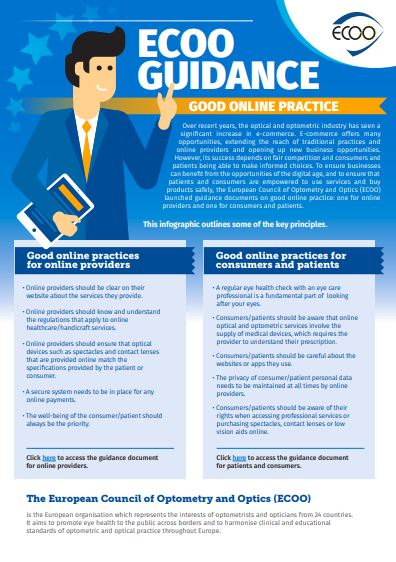 ECOO launches guidance documents to promote good online practice