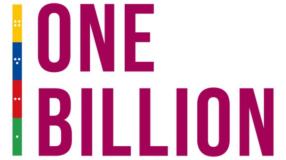 Sightsavers administered their one billionth treatment