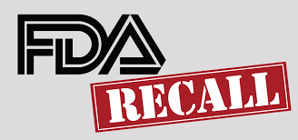 Visibly online screening test recalled by the FDA